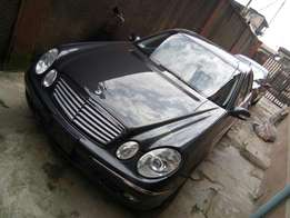 Just imported E240 flawless mercedes benz model