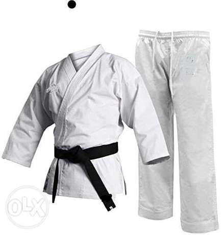 Quality Adidas Design Karate Suit Available ( All sizes available)