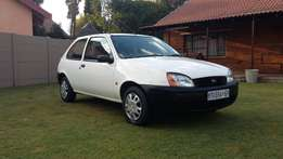 Ford Fiesta 1.4i with only 122000km.