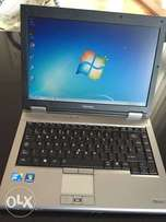 Toshiba laptop with 180GB 2GB wifi, webcam,bluetooth