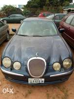 Clean Jaguar for sell at affordable price...cal/whatsapp