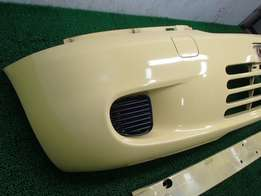 Toyota Funcargo old model front bumper