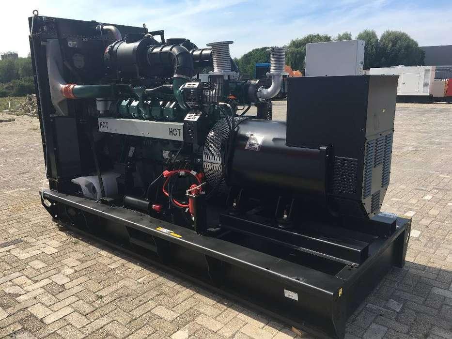 Doosan DP222LC - 825 kVA Generator - DPX-15565-O - 2019 - image 2
