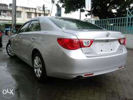 New Shape Toyota Mark X with Very Low Genuine Mileage