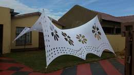 Stretch tent for hire R650