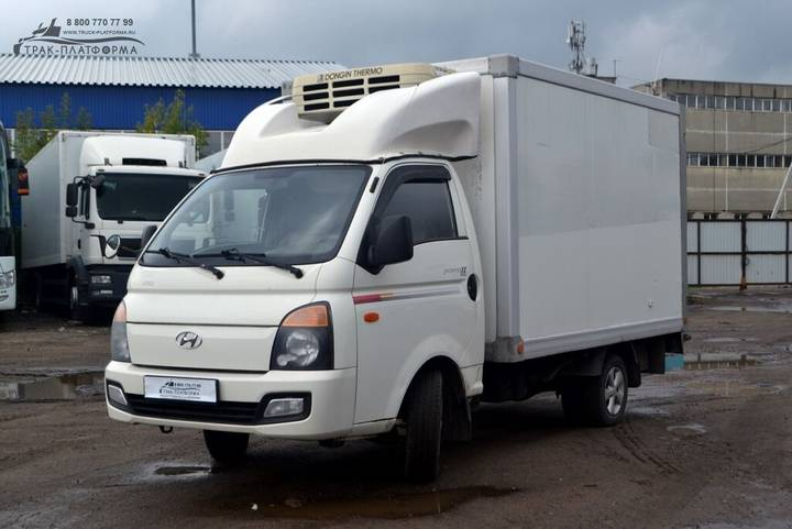 Hyundai PORTER - 2019