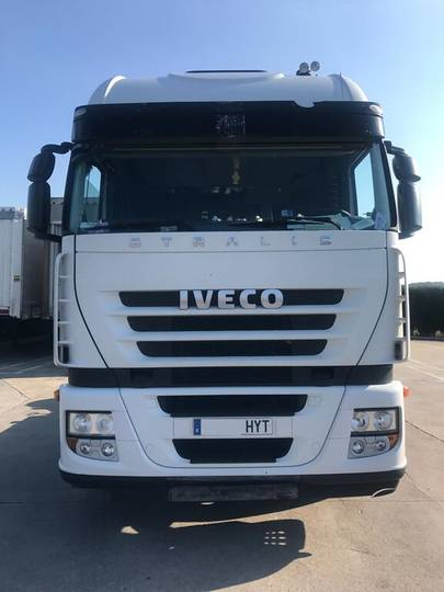 Iveco Stralis AS 440 42T - 2009