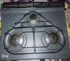 3 Gas Burner with oven and grill