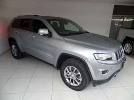 2013 Jeep Grand Cherokee 3.0 CRD Limited Face Lift