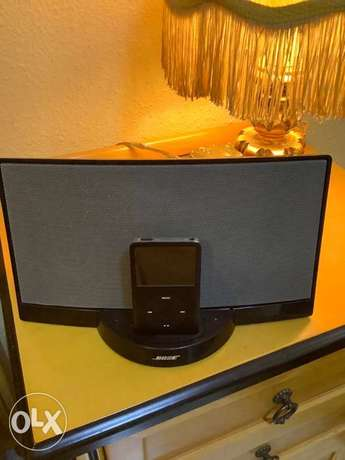 Bose SoundDocks Music System Made in Mexico