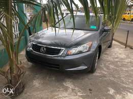 Tokunbo Honda Accord, With 4 Cylinder Engine and Low Miles
