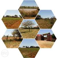 Kajiado town plots for sale