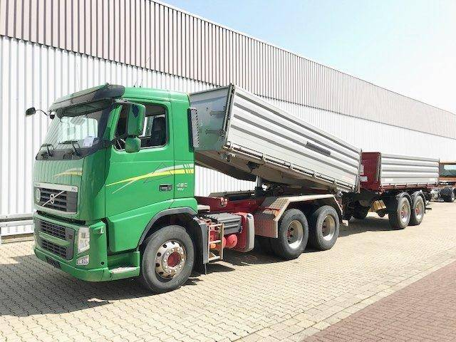 Andere FH 460 6x4 FH 460 6x4, EEV Standheizung/Klima/R CD - 2012
