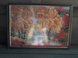 Картини Бісером - Антикваріат   колекції - OLX.ua 6a4cae3344284