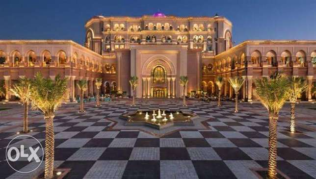 A luxury Palace in Shourok City | Beside British University in Egypt