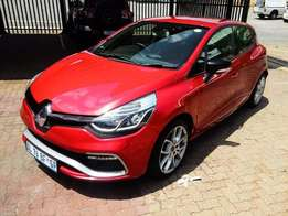 Renault Clio RS 200 Lux
