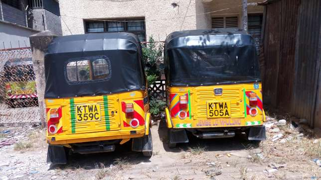 Offer! Offer! TWO tuktuks at the price of 1 Mombasa Island - image 3