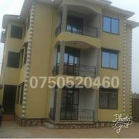 Buziga Konge 3 bedrooms at 1.5m. Still new. Only 3 units in the fence