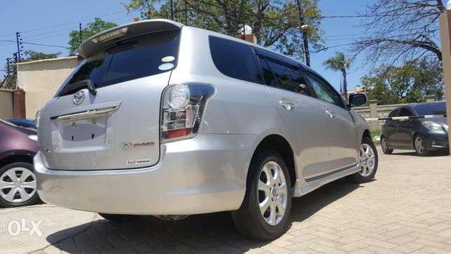 Toyota fielder aero tourer si edition loaded with sports spoiler SILVE Mombasa Island - image 3