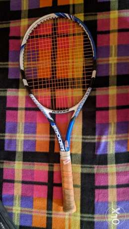 Babolat C-Drive 105 Blue Tennis Racket مضرب تنس