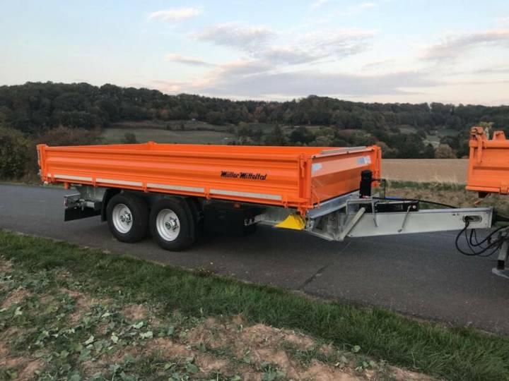 Mueller Mitteltal KA-TA-T 11,9 orange Flügelklapp - 2018
