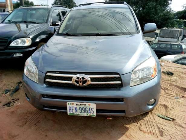 Fairly Used 2008 Rav4 Oredo/Benin-City - image 1
