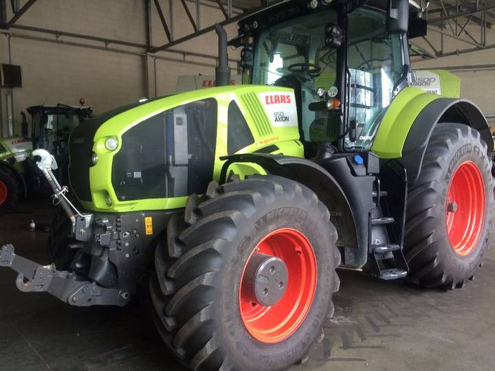 Claas Axion 950 Cmatic - 2014