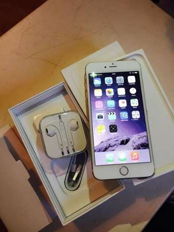 Apple iPhone 6s Plus 64gb gold for sale. Moffat View - image 2