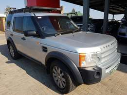 2006 Land Rover Discovery 3 TDV6 HSE A/T
