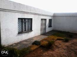 house for sale Two roomed n double garage