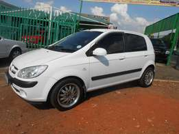 2008 model hyundai getz 1.6 used cars for sale in johannesburg