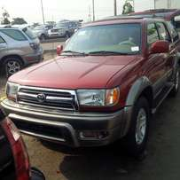 Toyota 4runner, 2002 Model, Direct Belgium