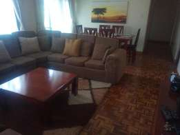 3 bedrooms fully furnished to let in kileleshwa githunguri rd.