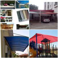 South Africa water proof carport