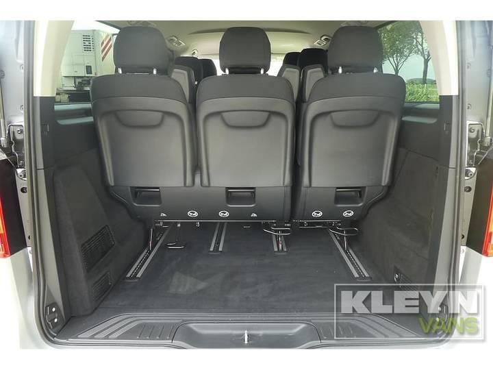 Mercedes-Benz V-KLASSE 220 CDI lang led 8-persoons - 2018 - image 17