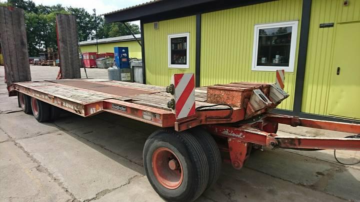 Goldhofer TU3-24u002F80 - 1991