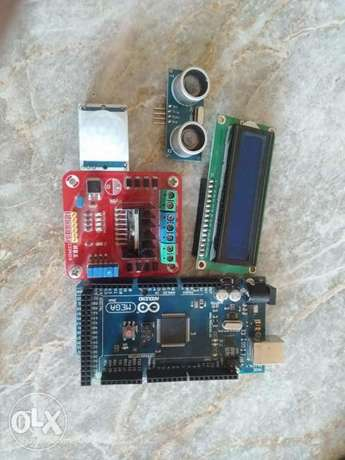Arduino mega & accessories