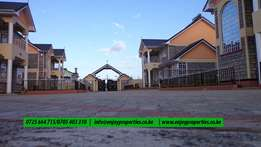 Kitengela Prime 4 bedroomed Maisonette for Sale