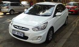 2012 model Hyundai Accent 1.6 for sale