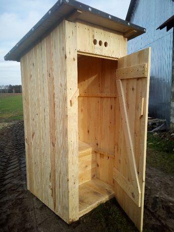 Aktualne Toaleta ogrodowa, drewniana - PIÓRO WPUST Bełchatów • OLX.pl DN19