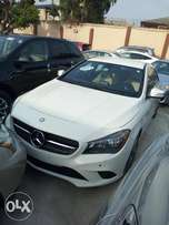 Hot Benz CLA 2014 Model Very Clean Tokunbo Lagos Clear Perfectly Drive
