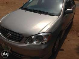 Toyota corolla 2004model