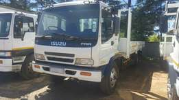 2006 Isuzu FTR 800 with dropside body