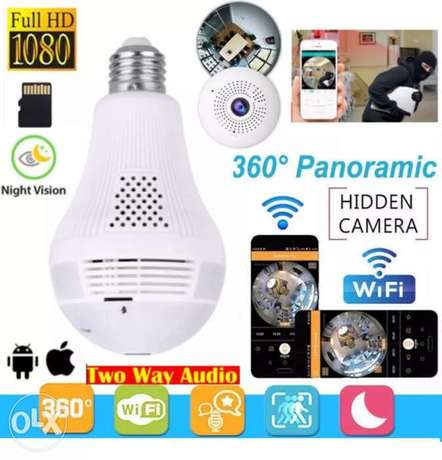 V380s IP CAM Wireless WIFI Network Security Two-Way Audio Home Monitor