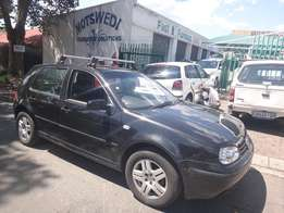 Used cars in johannesburg! immaculate 2005 Vw Golf 4 1.6 Comfortline