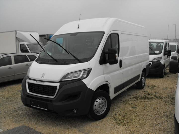 Peugeot Boxer 35 L3H2 13m3 2.0BlueHDi 130Ps E6+KLIMA - 2019