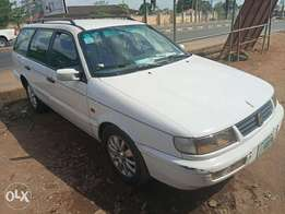 First body Passat for grab