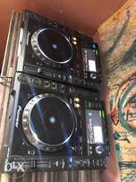 Very clean Yankee used Piar of Pioneer cdj2000