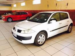 Renault megane 1.6 automatic stripping for spares