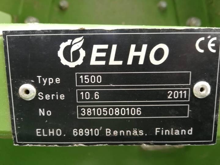 Elho Rotor Cutter 1500 - 2011